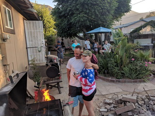 The American Dream: The unintended consequence of a 3-day drunken 4th of July party at my house